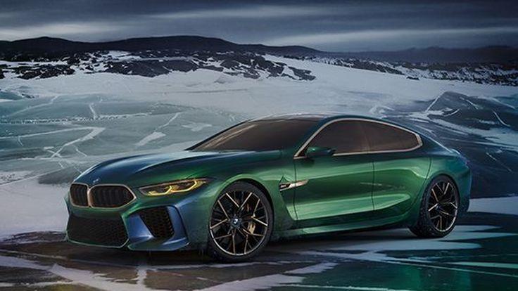 """Geneva 2018: เปิดตัว BMW Concept M8 Gran Coupe นิยามใหม่รถตระกูล """"M"""""""
