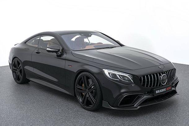"Geneva 2018: Brabus อัพเกรด Mercedes-AMG S63 เวอร์ชั่น ""800"" (แรงม้า)"