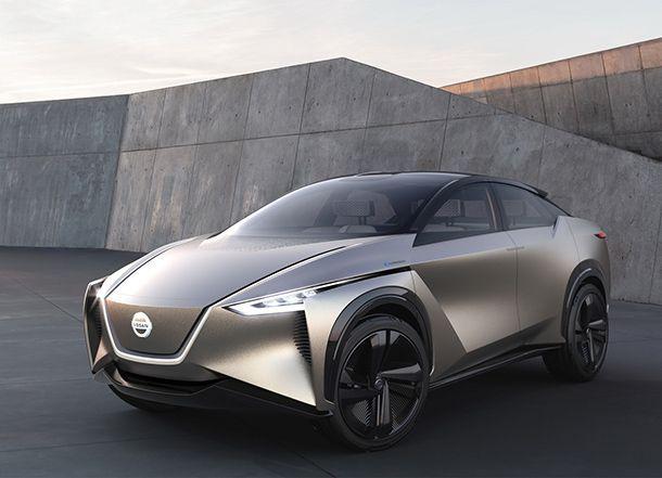Geneva 2018: Nissan IMx KURO Concept อีกหนึ่งพัฒนาการของรถต้นแบบ