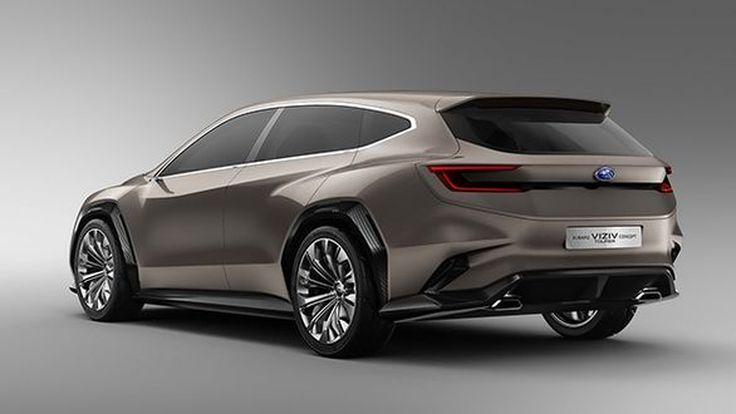 Geneva 2018: Subaru VIZIV Tourer Concept รถต้นแบบแนววากอนเน้นความเท่