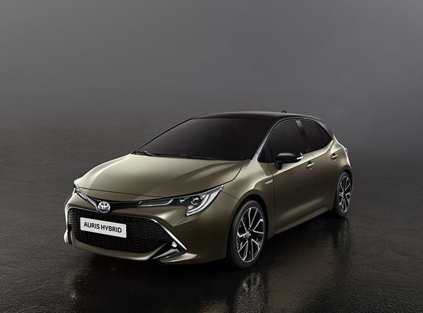 Geneva 2018: Toyota Auris เจนเนอเรชั่นใหม่ มาพร้อมเครื่องยนต์ Dynamic Force