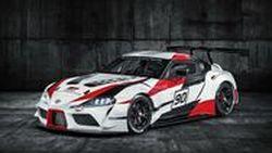 Geneva 2018: เขากลับมาแล้ว! Toyota เผยโฉม Gazoo Racing  Supra Racing Concept