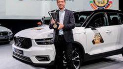 Geneva 2018: Volvo XC40 คว้ารางวัลรถยอดเยี่ยมแห่งยุโรป ปี 2018