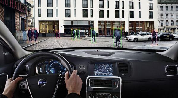 Volvo เปิดตัวระบบตรวจจับนักปั่นจักรยาน ปกป้องความปลอดภัยเพื่อนร่วมท้องถนน