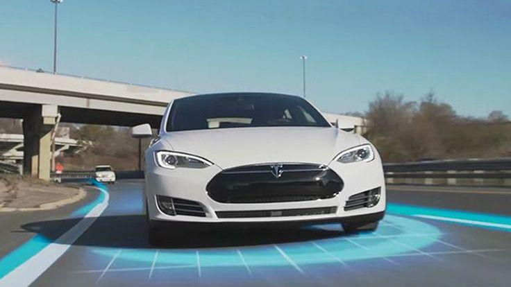 """รัฐบาลเยอรมันชี้ระบบ Autopilot ของ Tesla """"เป็นอันตราย"""""""