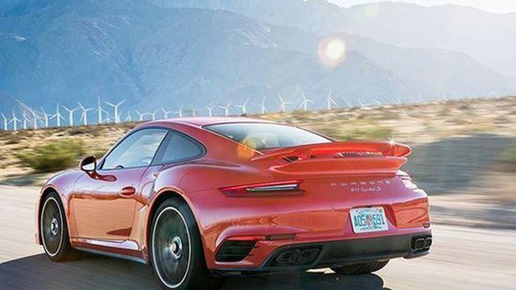 รัฐบาลเยอรมนีตรวจสอบ Porsche อาจบิดเบือนค่ามลพิษ