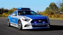 กรมตำรวจ เยอรมัน เปิดตัวรถลาดตะเวนรุ่นใหม่กับ Ford Mustang รุ่นโมดิฟายด์พิเศษ