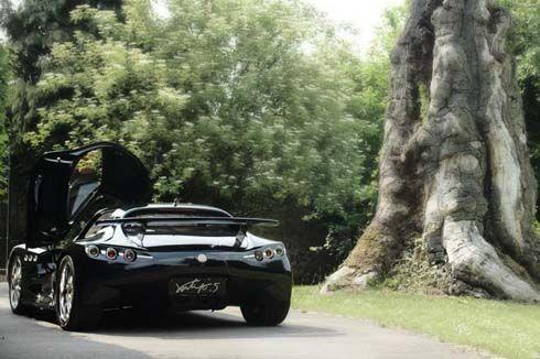 Gillet Vertigo.5 Spirit ซุปเปอร์คาร์สัญชาติเบลเยี่ยม ขุมพลัง V8 จาก Maserati
