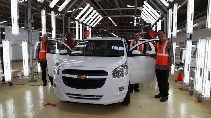 GM เปิดศูนย์การผลิตยานยนต์ในเบกาซี ประเทศอินโดนีเซีย อย่างเป็นทางการ