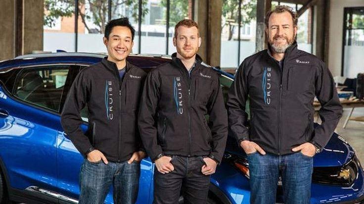 GM เข้าซื้อกิจการบริษัทพัฒนาเทคโนโลยีขับขี่อัตโนมัติ