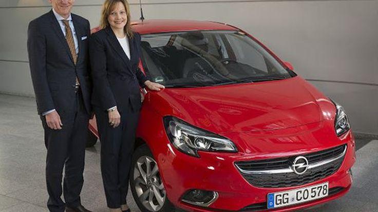 ซีอีโอ GM ชี้ดีลขาย Opel เป็นผลดีต่อบริษัท