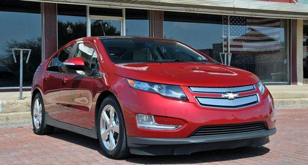 GM เล็งขยายระยะทางขับขี่ Chevrolet Volt เพิ่มขึ้นอีก 20%