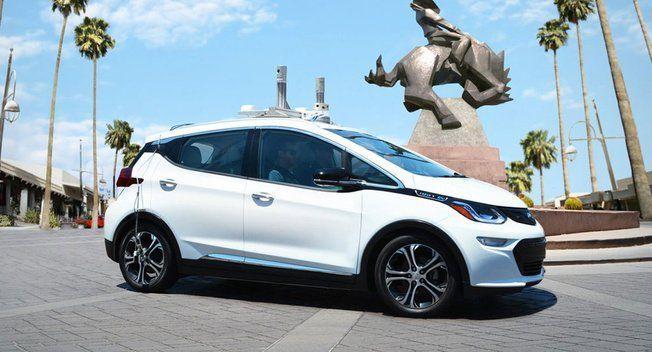 GM ชี้อาจทำตลาดรถขับขี่อัตโนมัติเร็วกว่าที่คิด