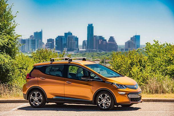 ซีอีโอ GM เล็งใช้ระบบขับขี่อัตโนมัติและรถพลังงานไฟฟ้าหวนทำตลาดยุโรป
