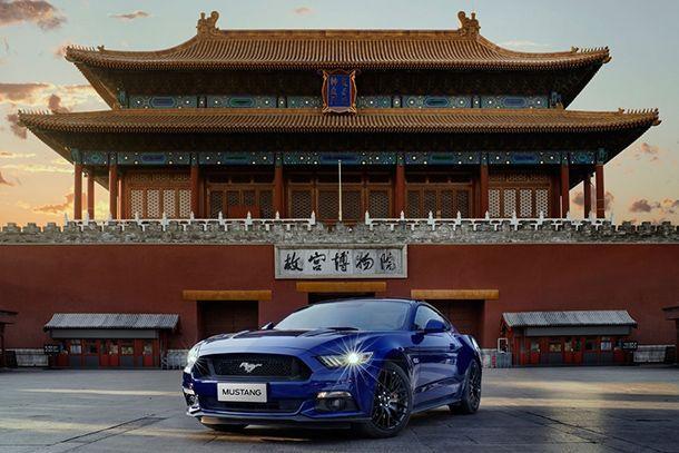 GM – Ford เน้นทำตลาดรถสปอร์ต-กระบะชิงชัยตลาดจีน