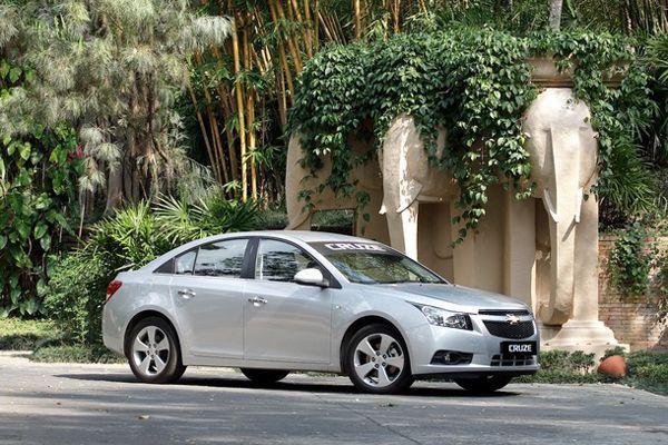 GM ระงับการขาย Chevrolet Cruze ในอเมริกาชั่วคราวอย่างไม่มีสาเหตุ
