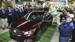 GM Korea ส่อแววล้มละลาย หลังสหภาพแรงงานยกเลิกเจรจา
