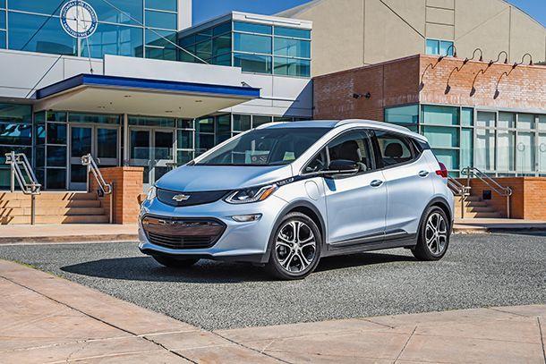 GM อาจเป็นบริษัทรถยนต์รายแรกที่ทำกำไรจากรถพลังงานไฟฟ้า