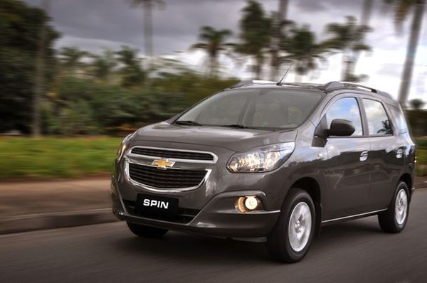 GM อ่วม เรียกคืนรถอีกกว่า 8 ล้านคัน ขณะ Chevrolet Spin ถูกเรียกคืนในประเทศไทย