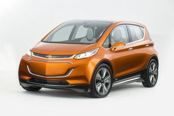 "General Motors จดทะเบียนการค้าชื่อ ""Bolt"" ได้แล้ว"