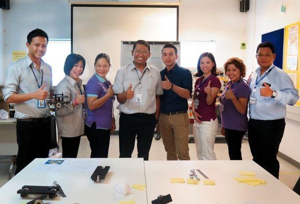 จีเอ็ม ประเทศไทย จัดโครงการ ETAP ดึงพันธมิตรเข้าร่วมกิจกรรมการเวิร์กช็อปที่ศูนย์การผลิตของจีเอ็ม