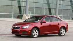 GM เรียกคืน Chevrolet Cruze อีก 172,000 คันจากปัญหาเพลาขับหน้า