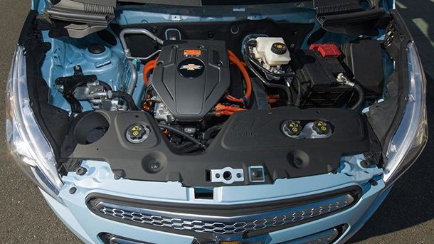"""GM ยุติสายการผลิต Chevrolet Spark EV เปิดทางให้ """"Bolt"""""""
