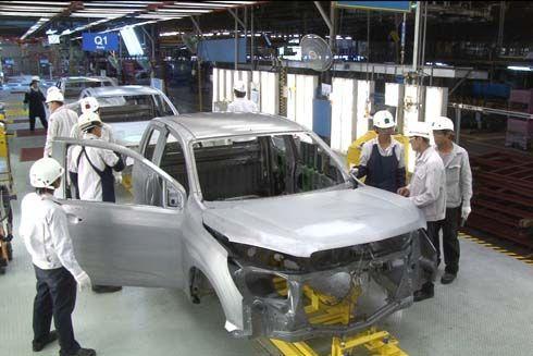 GM เบียด Toyota ร่วงที่ 3 คว้าแชมป์โลกใน 6 เดือนแรกของปี Volkswagen ตามมาติดๆ