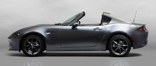 ชมความหล่อเหลากันอีกรอบ Mazda MX-5 RF โรดสเตอร์เปิดหลังคาสุดเท่