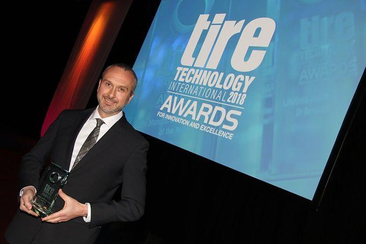 กู๊ดเยียร์ คว้ารางวัล 'Environmental Achievement of the Year' ผู้คิดค้นนวัตกรรมผลิตยางรถยนต์ด้วยน้ำมันถั่วเหลือง