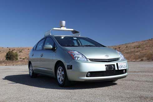 รถปราศจากคนขับของ Google ได้ใบขับขี่แล้ว ค่ายรถยนต์อื่นจ่อขอใบขับขี่แบบเดียวกัน
