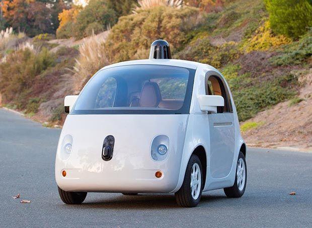รถขับขี่อัตโนมัติของ Google สามารถจับสัญญาณมือของนักปั่นได้แล้ว
