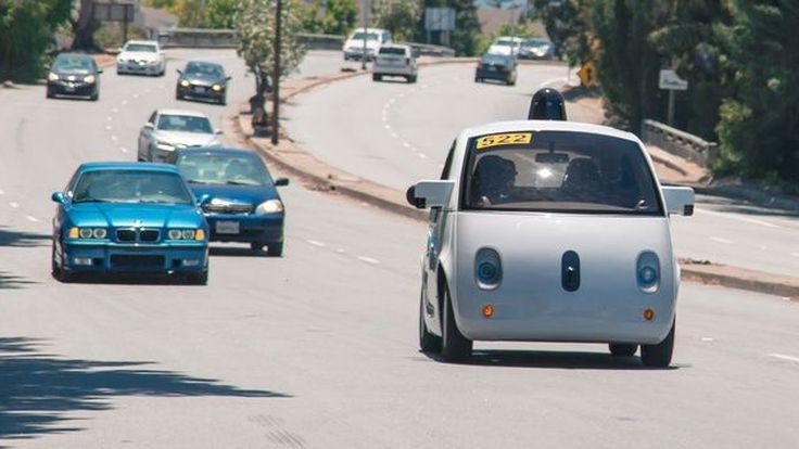 กูเกิลวิจารณ์รัฐบาลที่จะออกกฎหมายต้องมีคนขับนั่งในรถขับขี่อัตโนมัติ