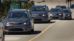 Google จับมือ Fiat-Chrysler พัฒนารถขับขี่อัตโนมัติ