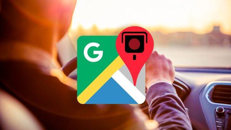 Google Maps เริ่มใช้ระบบแจ้งเตือนความเร็วและกล้องวงจรปิดบนถนน
