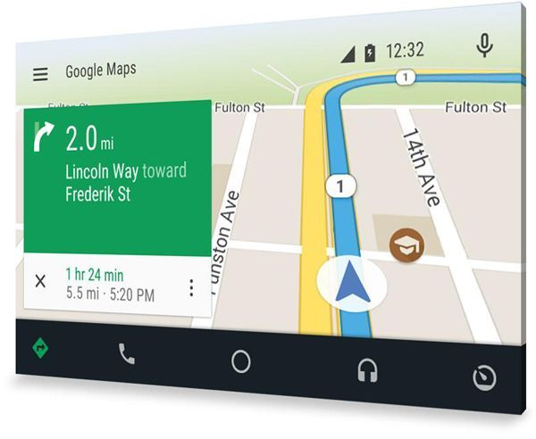Google พัฒนาระบบอินโฟเทนเมนท์แอนดรอยด์ใหม่แบบไม่ต้องใช้สมาร์ทโฟน