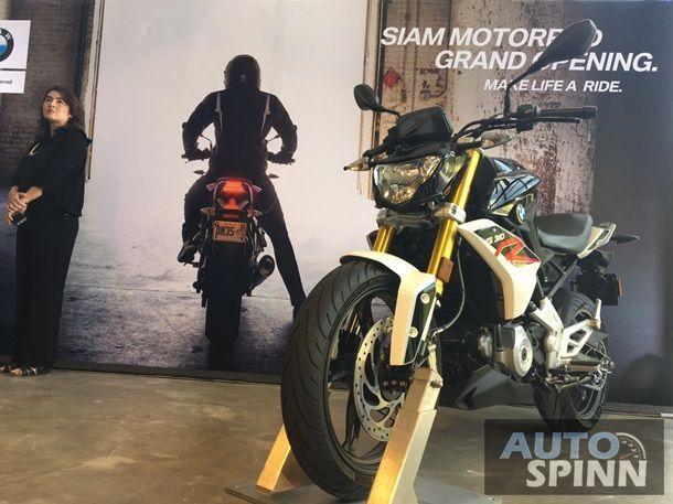 BMW Motorrad รุกภาคใต้เปิดโชว์รูมใหม่ที่ภูเก็ต เตรียมส่งมอบ G310R กลางปีนี้