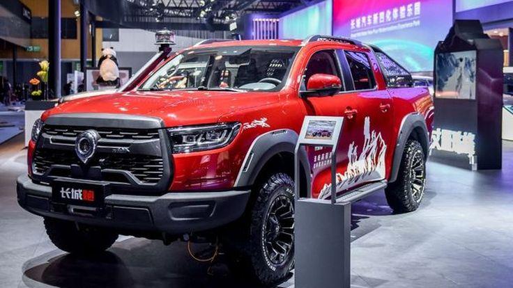 Great Wall Motors ขนทัพรถยนต์รุ่นใหม่โชว์เทคโนโลยีอัจฉริยะ
