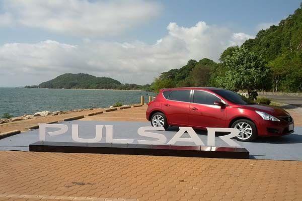 ขับทดสอบ Nissan Pulsar 1.8 ลิตร ตัวท๊อป กรุงเทพ-ระยอง-จันทบุรี