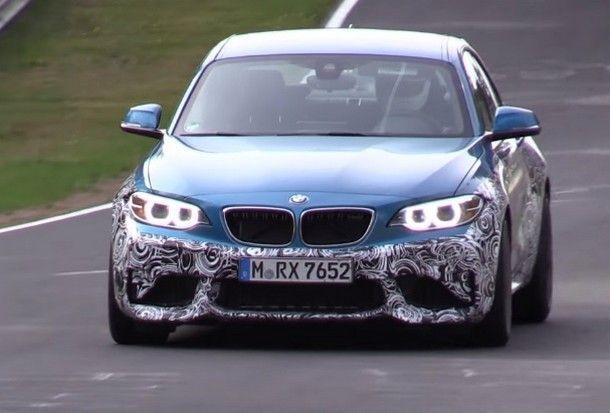 โหดแน่นอน !! กับข่าวลือเกี่ยวกับ BMW M2 รุ่นพิเศษที่อาจยืมใช้เครื่องยนต์จากรุ่นพี่อย่าง M4