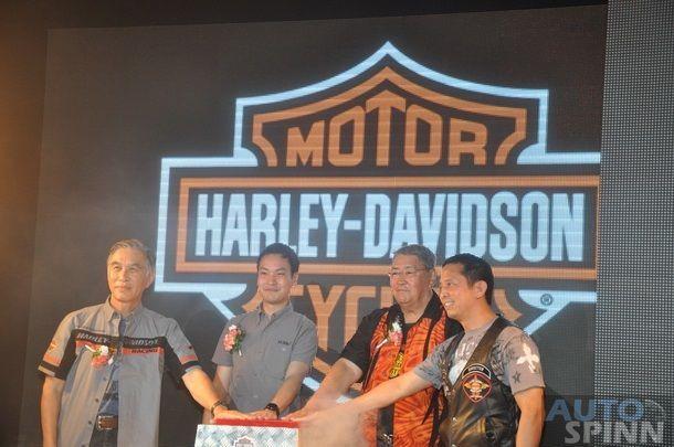 Harley-Davidson ฮาร์เล่ย์-เดวิดสัน เปิดโชว์รูมศูนย์บริการ พร้อม Custom ตกแต่งรถ แบบครบวงจร ใหญ่สุดในไทย