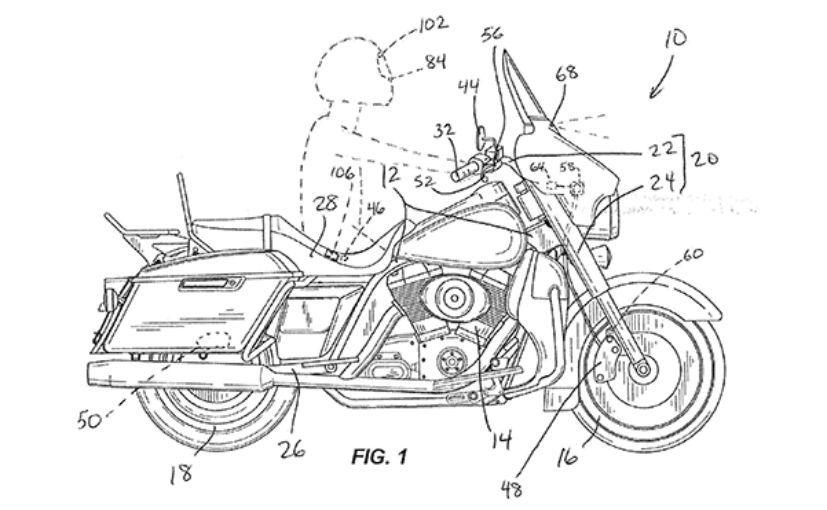 Harley-Davidson เตรียมติดตั้งระบบเบรกอัตโนมัติในรถจักรยานยนต์ในโมเดลปี 2020 นี้