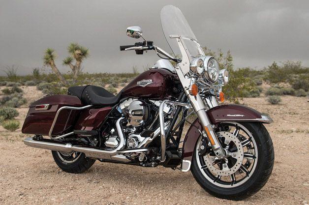 Harley-Davidson เรียกรถกลับไปแก้ไข 6 หมื่นคัน หลังพบปัญหาระบบเบรก