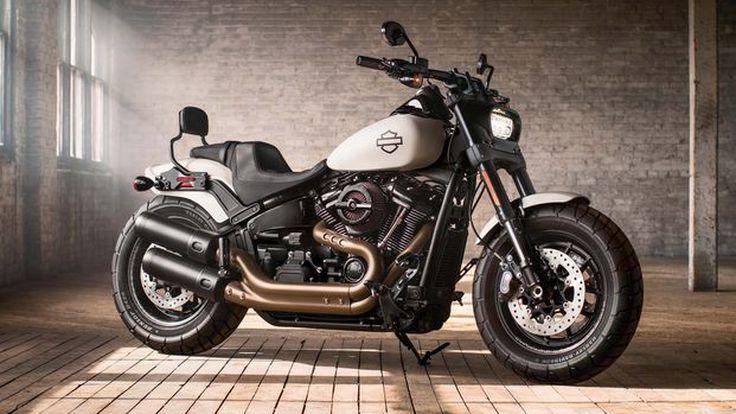 Harley-Davidson รวบ Dyna และ Softail เข้าด้วยกันในปี 2018