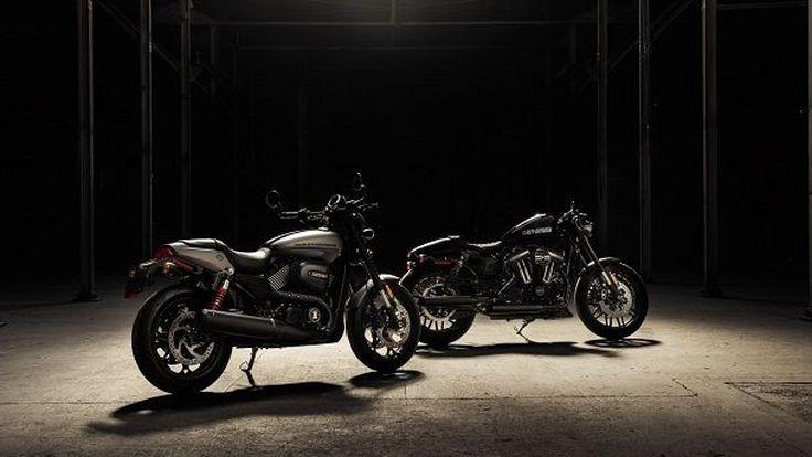 เปิดตัว Harley-Davidson Street Rod น้องใหม่ล่าสุดจากตระกูล Street750