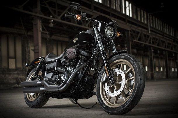 Harley-Davidson เปิดตัว CVO Pro Street และ Low Rider S รุ่นใหม่ในสไตล์ดำดุ