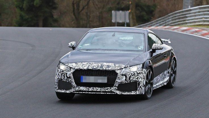 [ชมคลิป] โตขึ้นผมจะเป็น R8 ! กับการทดสอบ New Audi TT RS ตัวแสบรุ่นใหม่ที่มาพร้อมขุมพลัง 400 แรงม้า ทำ 0-100 ได้ใน 3.7 วินาที
