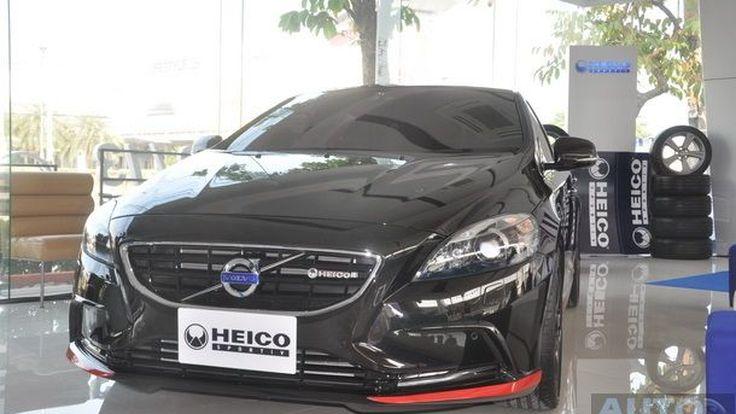 Heico Sportiv มากกว่าเทคโนโลยีความปลอดภัย...มากกว่าใครที่ใช้รถยนต์วอลโว่