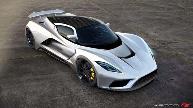Hennessey Venom F5 ตั้งเป้าท็อปสปีด 467 กม./ชม. เร็วสุดในโลก