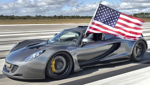 Hennessey Venom GT ทุบสถิติ Bugatti Veyron รถเร็วที่สุดในโลก?